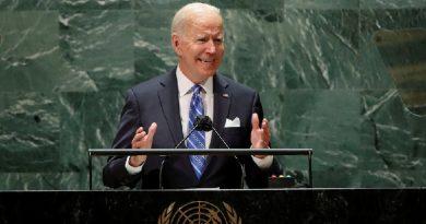 """Joe Biden habló ante la Asamblea de la ONU: """"No buscamos una nueva Guerra Fría"""""""