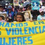 Denuncian muerte de más de 200 mujeres en Honduras y piden frenar violencia